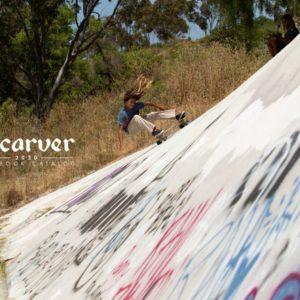 Colección Carver Skateboards 2020